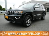 2019 Jeep Grand Cherokee Limited West Bountiful
