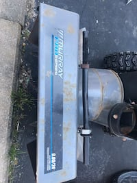 """24""""Snowblower Electric start must sell"""
