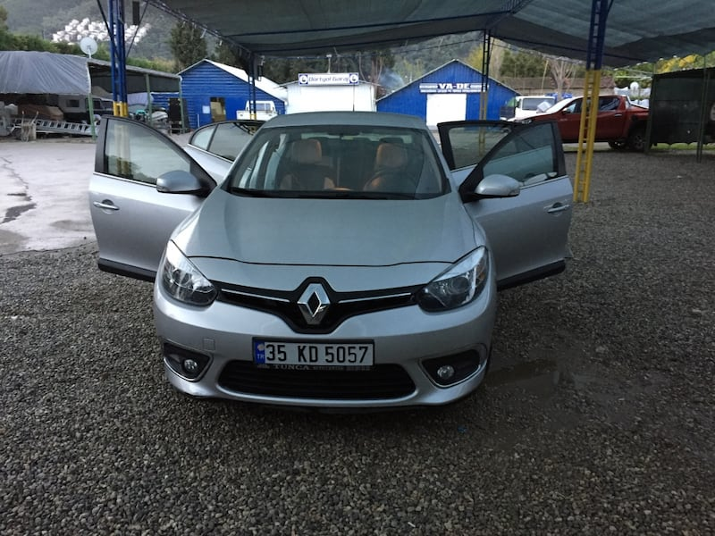 2013 Renault Fluence JOY 1.5 DCİ 90 BG 1