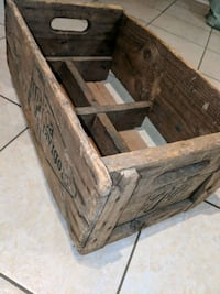 7up bottle crate