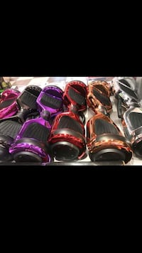 New Bluetooth Hoverboard UL certified Christmas bl Pearland, 77581