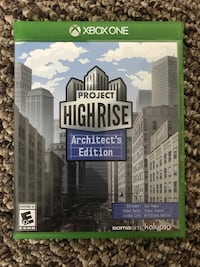 Project Highrise for Xbox One Gainesville, 20155