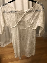 Lace shirt with 1/4 sleeve size small Chicago, 60656