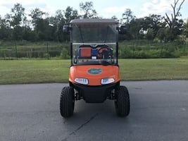 Charger Included $1,200 2016 Ez Go Golf Cart, Voltage: 48, Seat 4