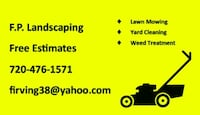 Lawn Care Federal Heights