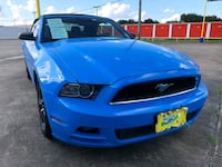 2013 Ford Mustang Houston