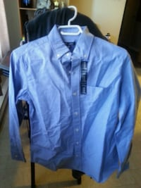 Gap dress shirt. 1174 km