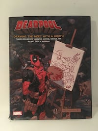 Deadpool hardcover Mississauga, L5C