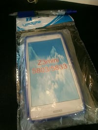 Sony Z3 case and screen protector  Vancouver, V5Y 1B8