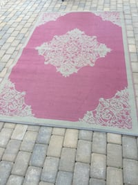 Outdoor rug 1.5mx2.3m like new  Oakville, L6M 3Z7