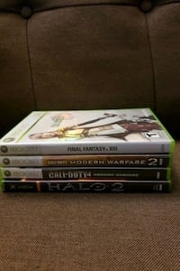 XBox 360 Games and 1 XBox Game Chicago, 60707