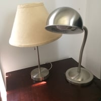 2 table lamps Bethesda, 20816