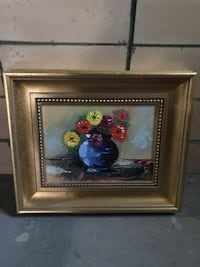 """Oil Painting on Canvas 9""""x11"""" Chicago, 60652"""