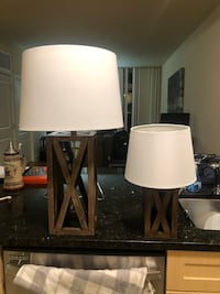 Matching Lamp Set