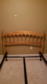 Headboard and Bed Frame (Full Size) Highlands Ranch