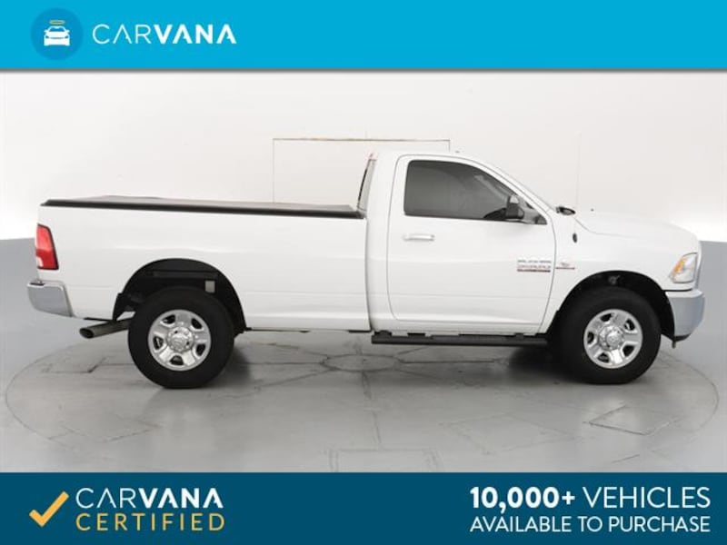 2015 Ram 3500 Regular Cab pickup SLT Pickup 2D 8 ft White  401063de-3883-4f49-bb05-caca1ead13b7