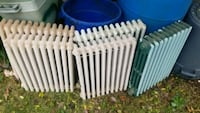 OLD ANTIQUE STEAM IRON RADIATORS Copiague, 11726