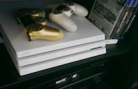 white Xbox One with controller 26 km