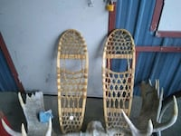 two brown-and-black wooden skateboards Anchorage, 99515