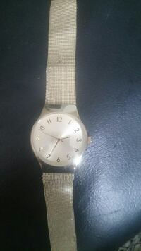 Mens adjustable strap watch Cleckheaton, BD19 4TJ