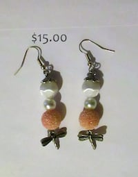 Earrings 1520 mi