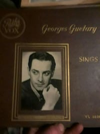 Georges Guetary portrait Grass Valley, 95945