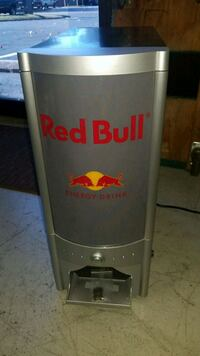 Red bull dispensing machine Gaithersburg, 20879