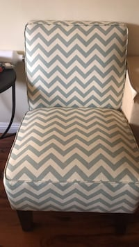 Cute Chevron Accent Chair Los Angeles, 90066