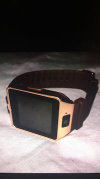 black and white smart watch 26 km