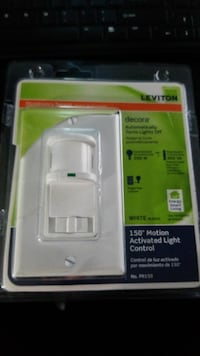 Unopened automatic light switch  Roselle, 60172