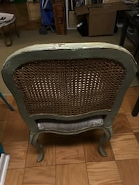 Beautiful chair - needs reupholstering