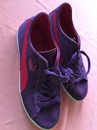 Woman pumas shoes size 7.5 Gatineau, J8T 5N7