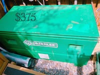 "Greenlee storage box/chest, 24"" H48"" L x 24"" W Haymarket, 20169"