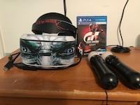 PSVR with Motion Controllers  Pawtucket, 02860