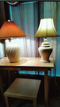 Both lamps for 35.00 San Antonio, 78251