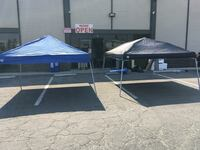 blue and white canopy tent Bakersfield, 93301