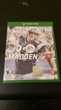 MADDEN 17 (XBOX ONE)
