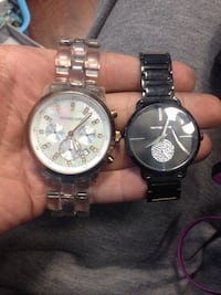 200 For Both Ones Cracked Both Need Batteries//Both are real though and both retail at 300+  Brantford, N3S 3T3