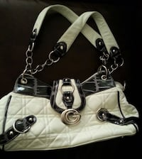 Carlo G. Soft  Faux leather Hand Bag 多伦多