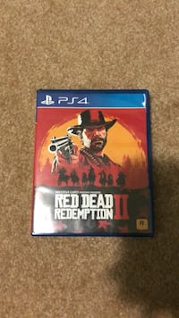 Red dead redemption 2 PS4 Calgary, T3G 5A3