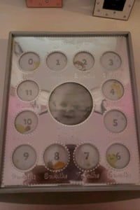 First year picture frame  Frederick, 21702