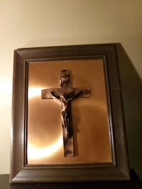 Christian cross with Jesus crucified wallhanging Nicholasville, 40356