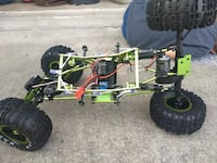 Rc 1/8 scale rock crawler trade or sell Palm Bay, 32908