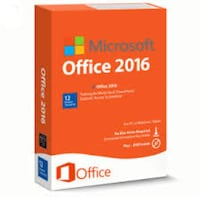 New Microsoft office 2016 professional DVD  Toronto, M9L 2H8