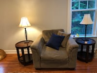 Microfiber Couch And Love SeatW Leesburg, 20175