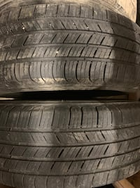 215/70R15 two tires no rims  Rocky View No. 44, T1X