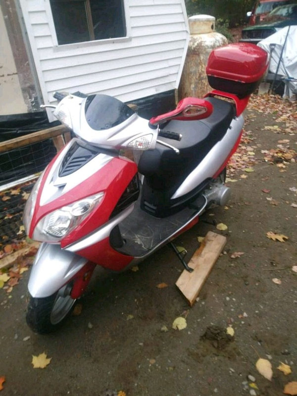 2017 scooter
