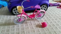 toddler's pink and white bicycle Vienna, 22180