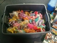 50 pound box of my little ponies Burke, 22015