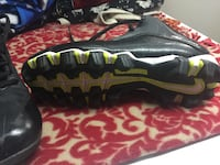 Nike big boys football cleats  SELAH